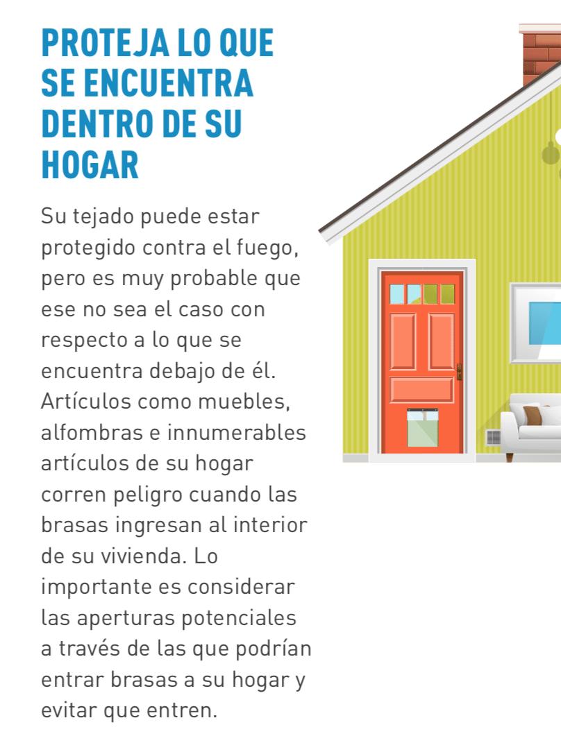 Ilustración del interior de una casa con un sofá y una puerta para mascotas.